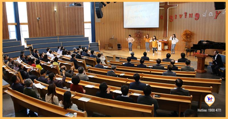 Trường Hannam Hàn Quốc visa thẳng