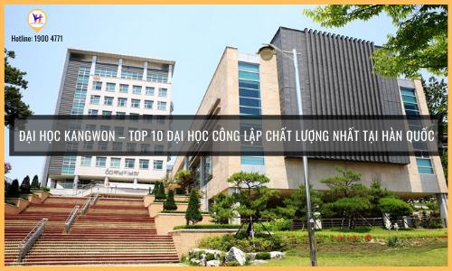 Đại học Kangwon Hàn Quốc