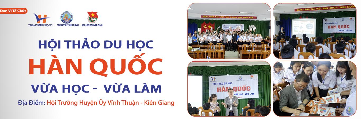 Hoi Thao Du Hoc Kien Giang