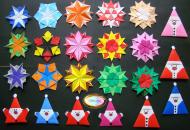Văn hoá Hàn Quốc (Phần 6): Nghệ thuật gấp giấy