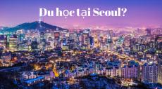Nên du học ở thành phố Seoul hay những thành phố khác?